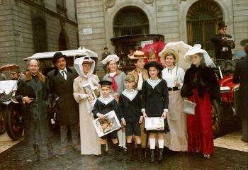 1968 Rally de Sitges, Plaza San Jaime