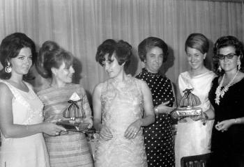 1968 VI GP Internacional, 1er Circuito Balear. Las chicas ye-ye
