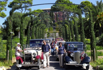 2011 Rally 50 Aniversario de ACV, Vuelta a Mallorca